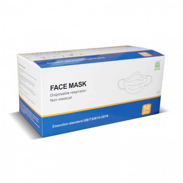 mask 50 disposable maquival